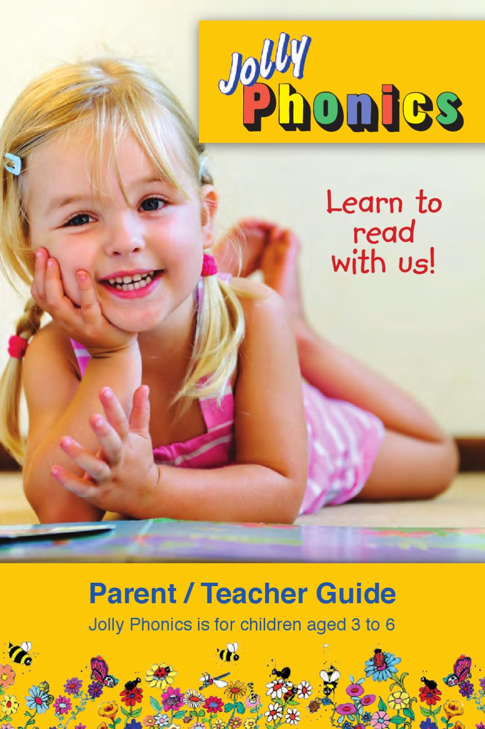 parents guide to help at home reading