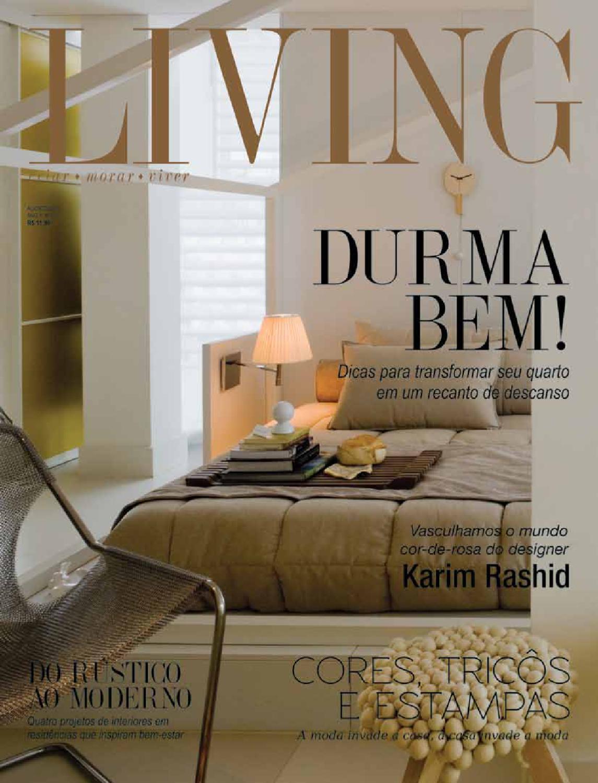 0e9c8b1daa3 Revista Living - Edição nº 01 - Agosto de 2011 by Revista Living - issuu