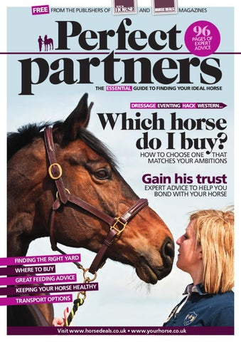 Perfect Partners by Your Horse issuu