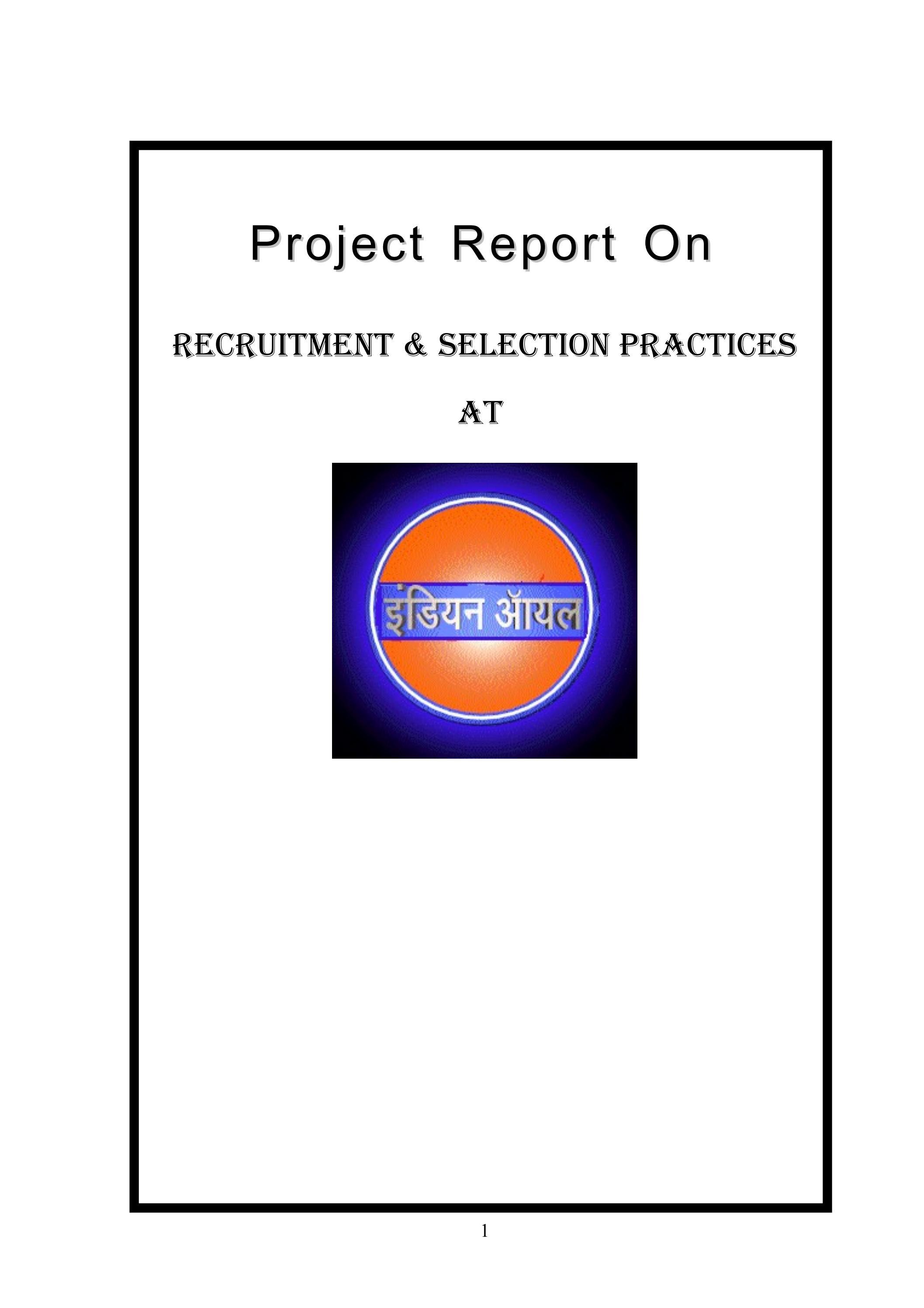 nokia recruitment and selection process