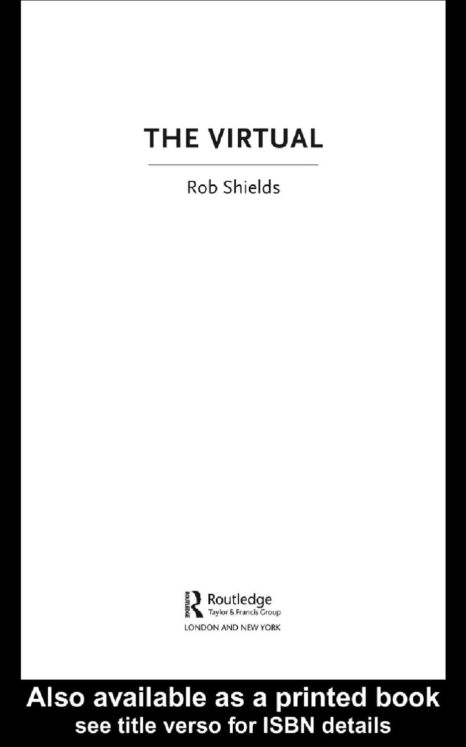 KI The Virtual by thiago zanotti - issuu