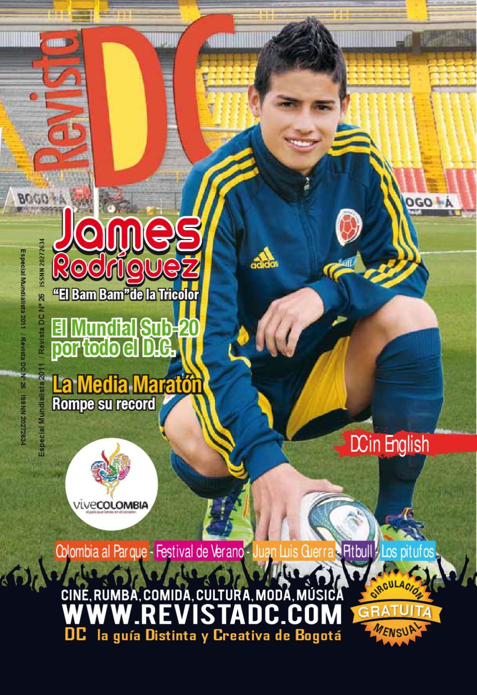 promo code cfd8b c547a Revista DC   26Julio Agosto by Revista DC - Issuu