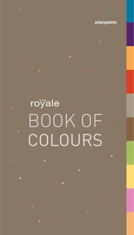 Colour Shade Card Pdf