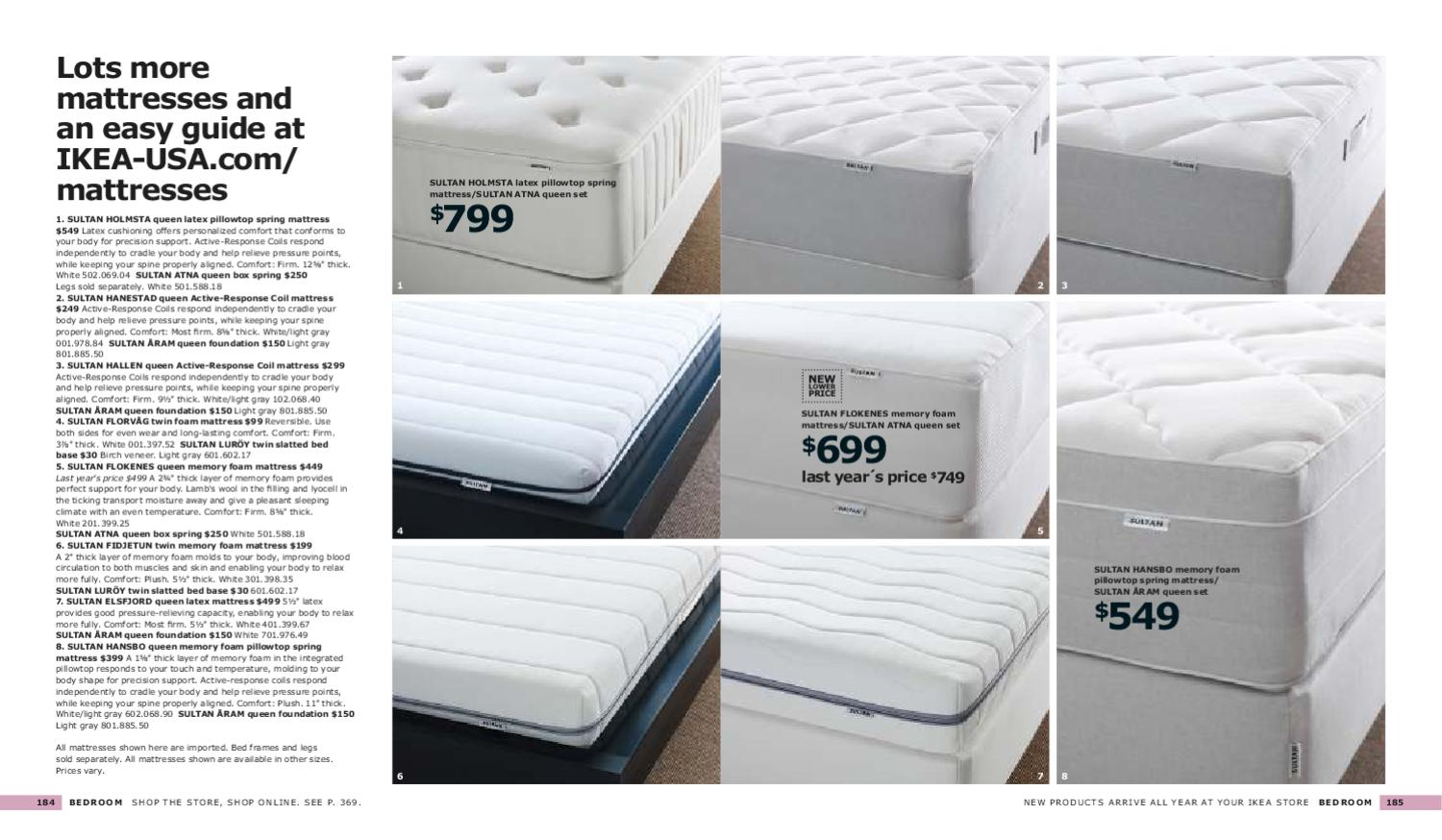 Ikea Mattresses Can Be Fun For Everyone