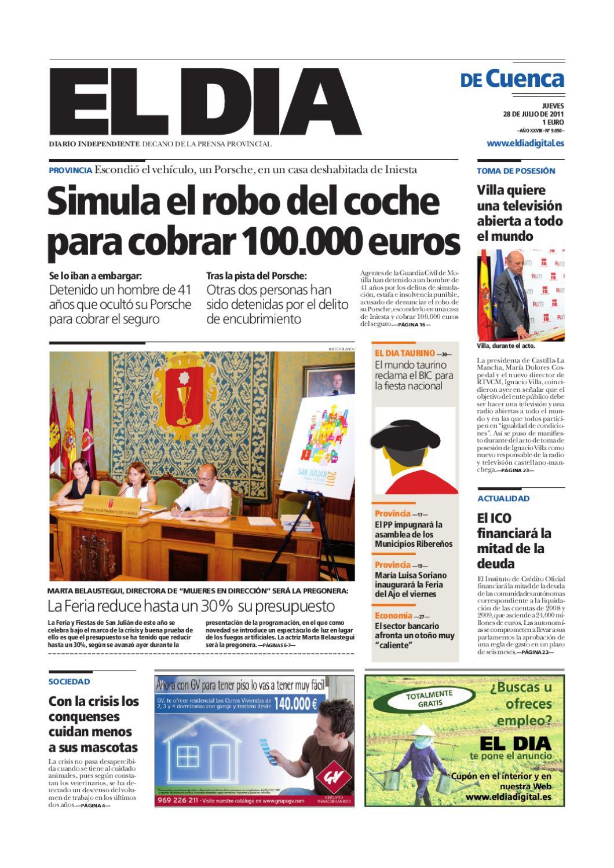 ce776d11a7 CUENCA28072011 by GRUPO ELDIA - issuu