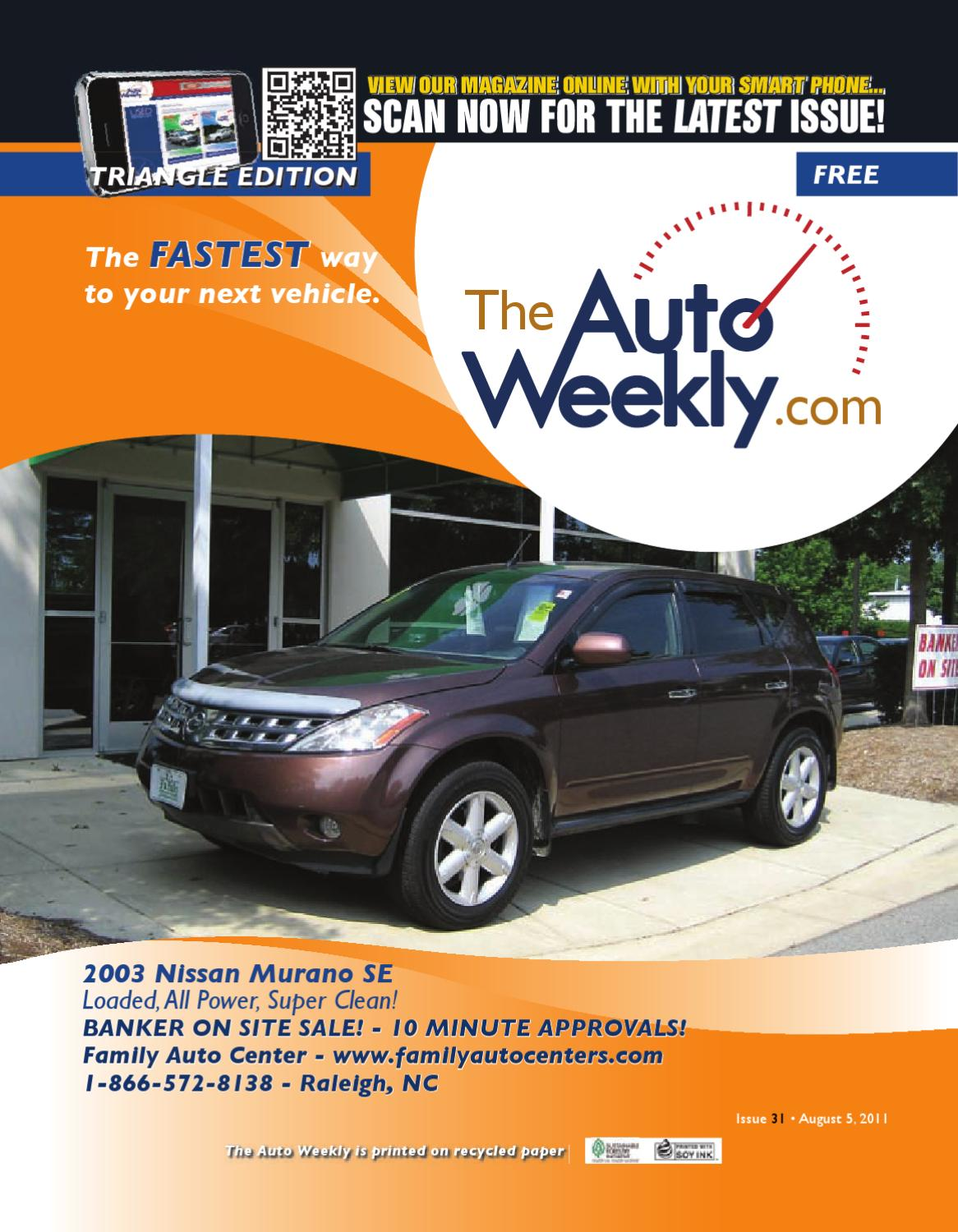 Issue 1131a Triangle Edition The Auto Weekly By Issuu Buick Rendezvous Cxl 2002 Electric Seat Issues