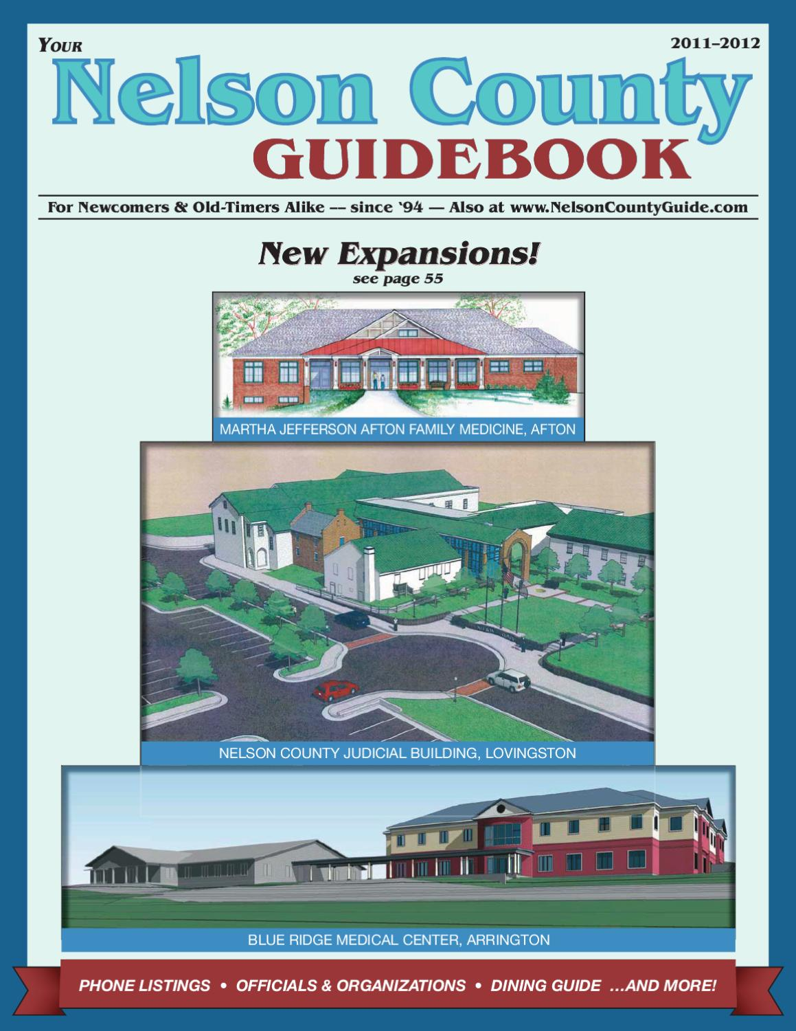 nelson county guidebook by dan curran issuu