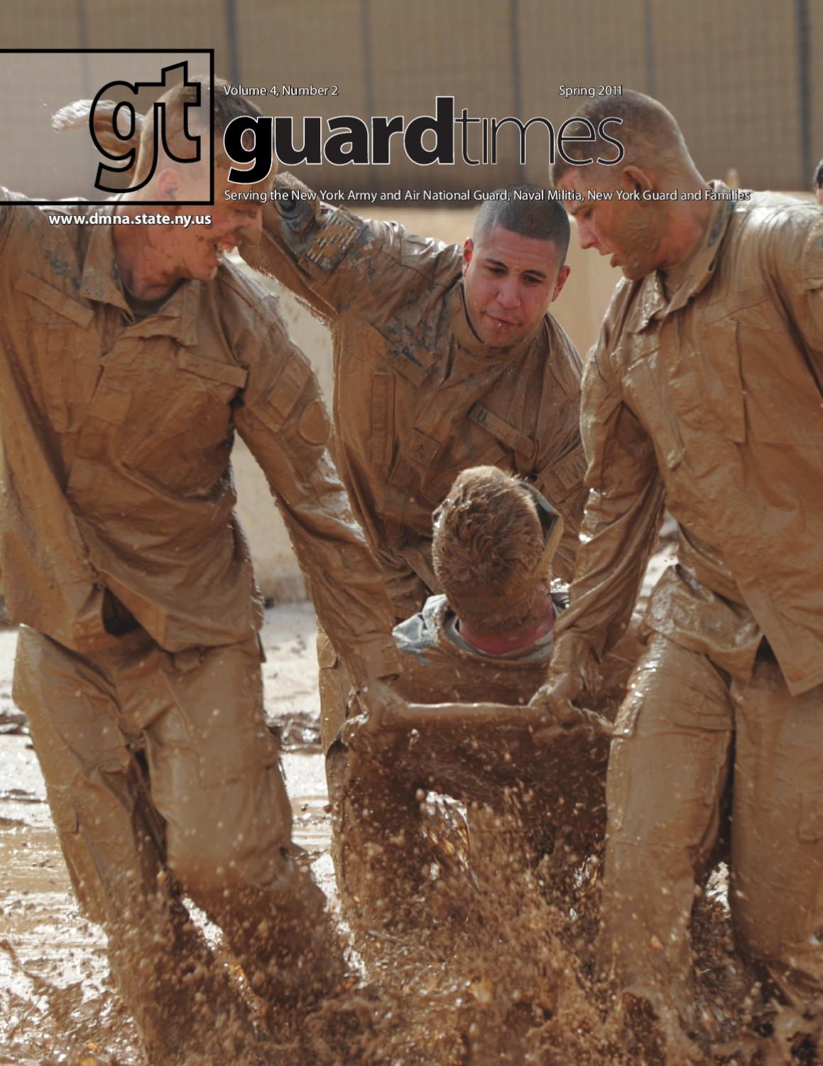 Spring 2011 Guard Times Magazine by New York National Guard - issuu