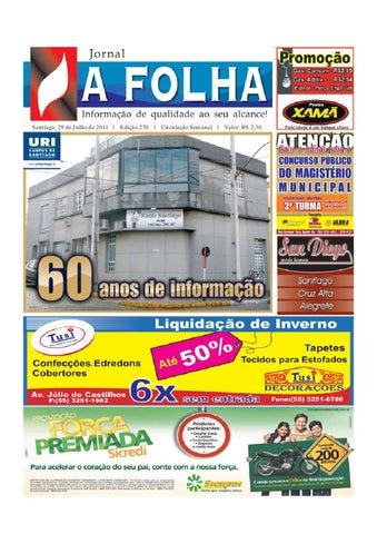 A Folha Santigo 5d83a4018cd