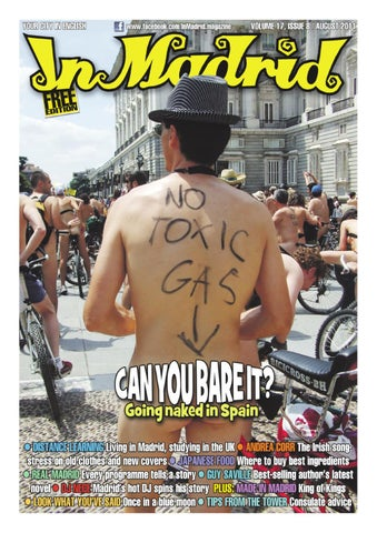brand new 7fc1f 677c3 InMadrid August 2011 Issue by InMadrid - issuu