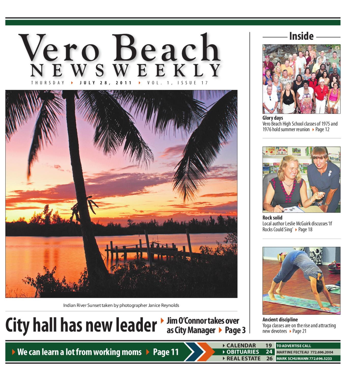 Vero Beach News Weekly by tcpalm analytics - issuu