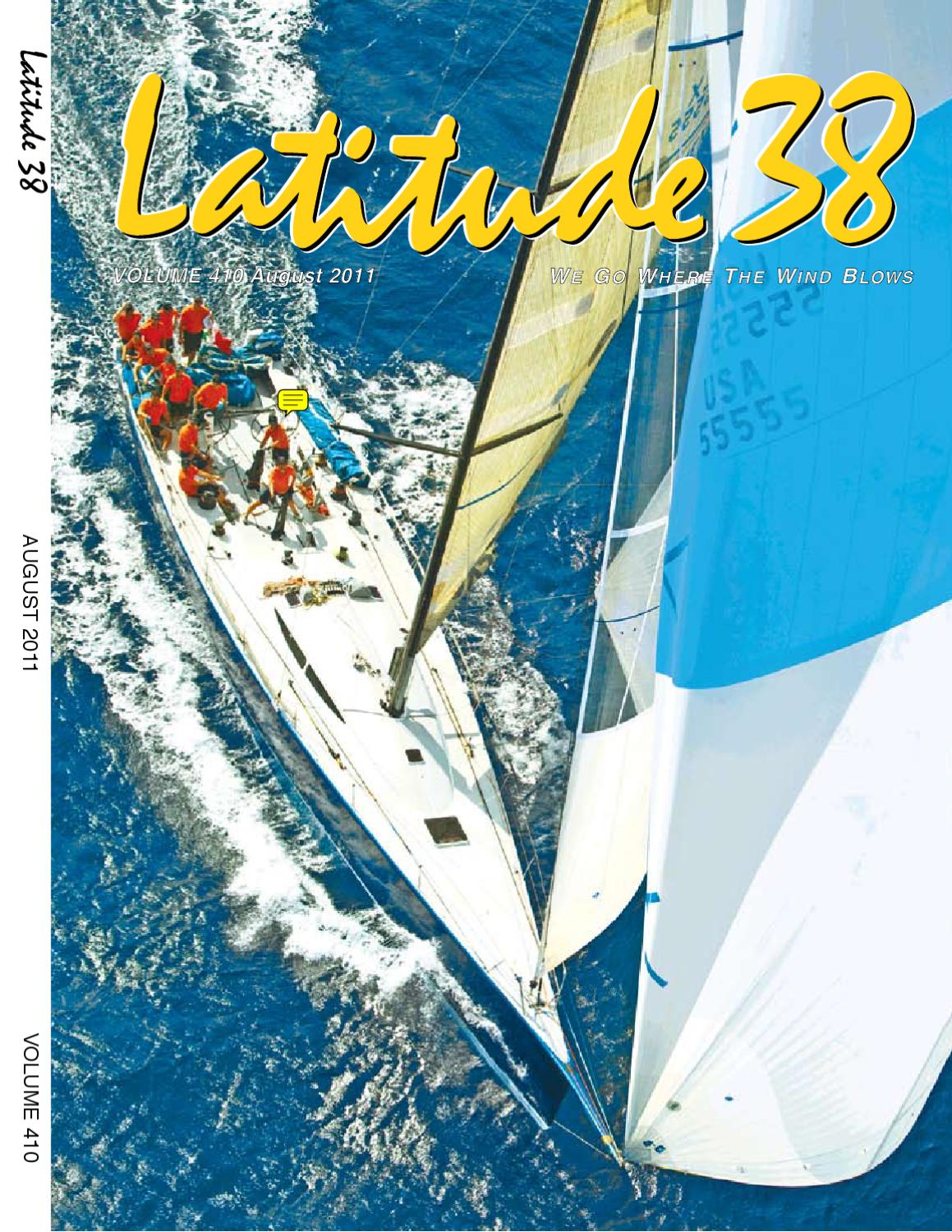 Latitude 38 August 2011 By Media Llc Issuu Mig Welder Help Electrical Enginering Pelican Parts Technical Bbs