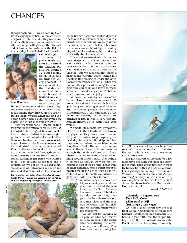 Latitude 38 August 2011 by Latitude 38 Media, LLC - issuu