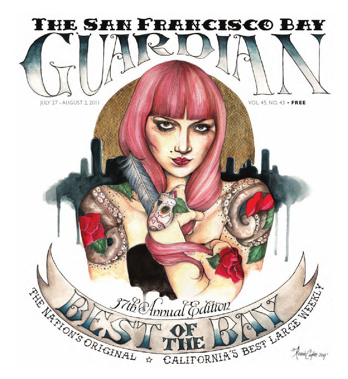 9a896e7e9a8 San Francisco Bay Guardian by San Francisco Bay Guardian - issuu