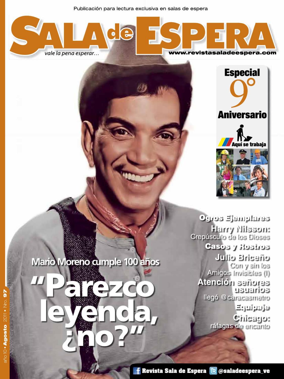 Revista Sala de Espera nro. 97. Agosto 2011 by Grupo Sala de Espera S.A. -  issuu 6573c4d8ff4