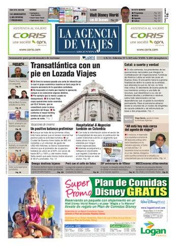 La Agencia de Viajes Argentina Nº 1.165 by Ladevi Media   Solutions ... 9178efadfb