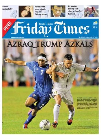 29 Jul by Kuwait Times - issuu 199363e94