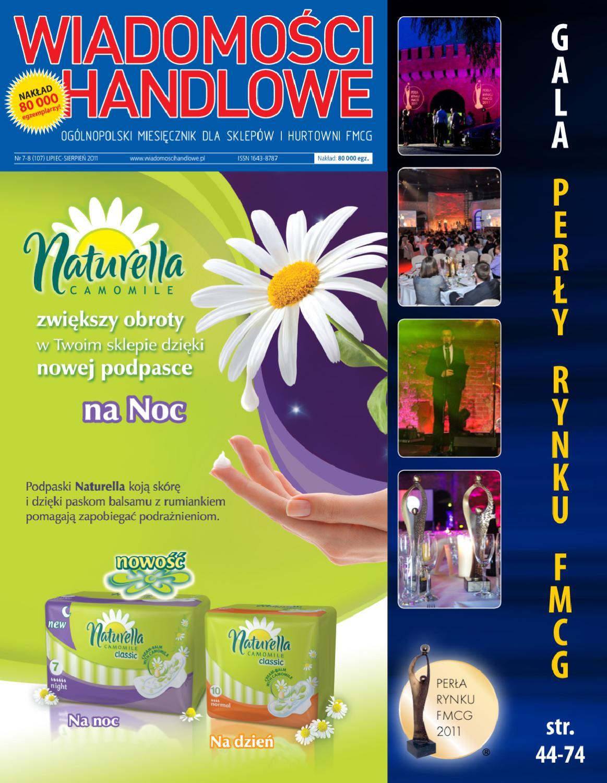 c45325e76bfe2 Wiadomosci Handlowe VII-VIII 2011 by Wydawnictwo Gospodarcze - issuu