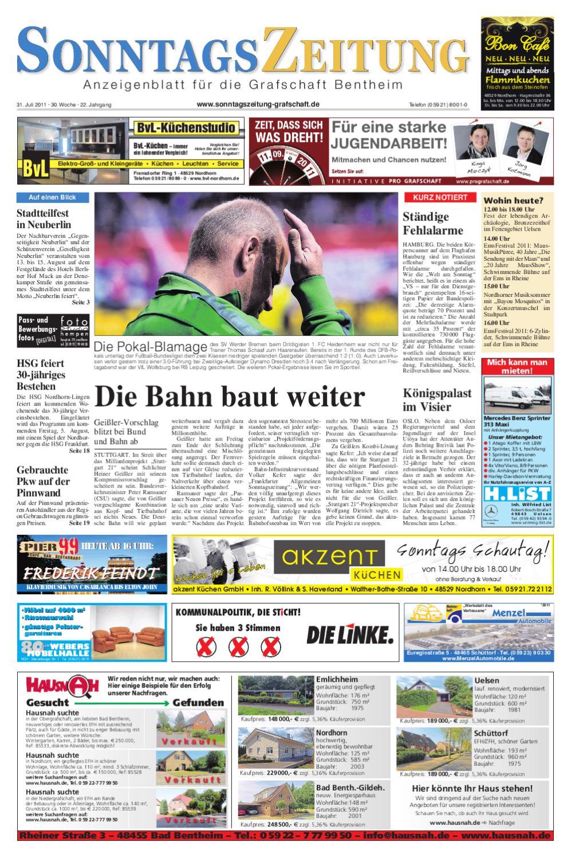 Sonz 31 07 2011 By Sonntagszeitung Issuu