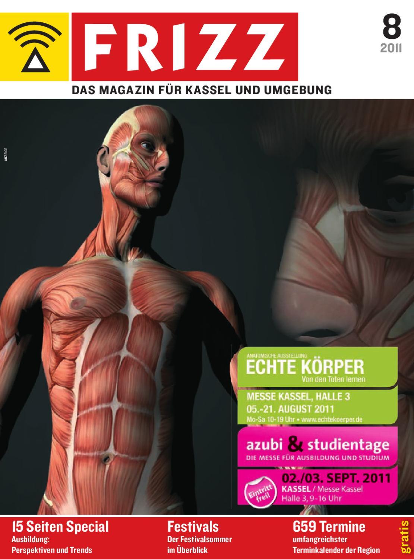 FRIZZ Das Magazin Kassel August 2011 by frizz kassel - issuu