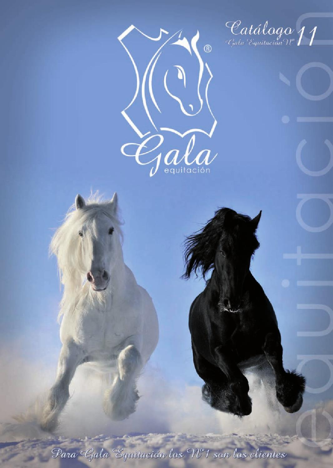 29affb9db Catalogo Gala Equitacion 2011 by Carlos Sanchez Gala - issuu