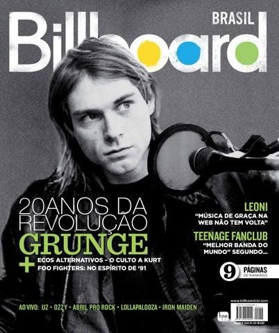 Billboard Brasil - Kurt Cobain by Daniela Sosigan - issuu 9fb3a8473c