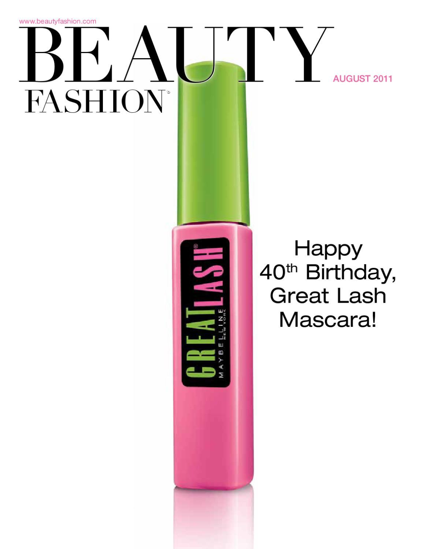 Beauty Fashion August 18 by Beauty Fashion Inc.   issuu