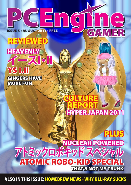 PC Engine Gamer issue 5 by sunteam - issuu