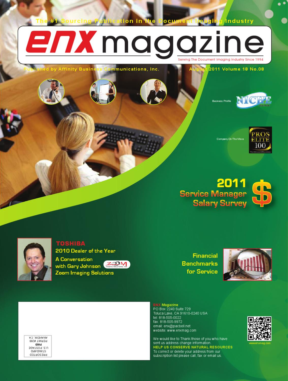 ENX Magazine Aug 2011 Issue by ENX Magazine - issuu