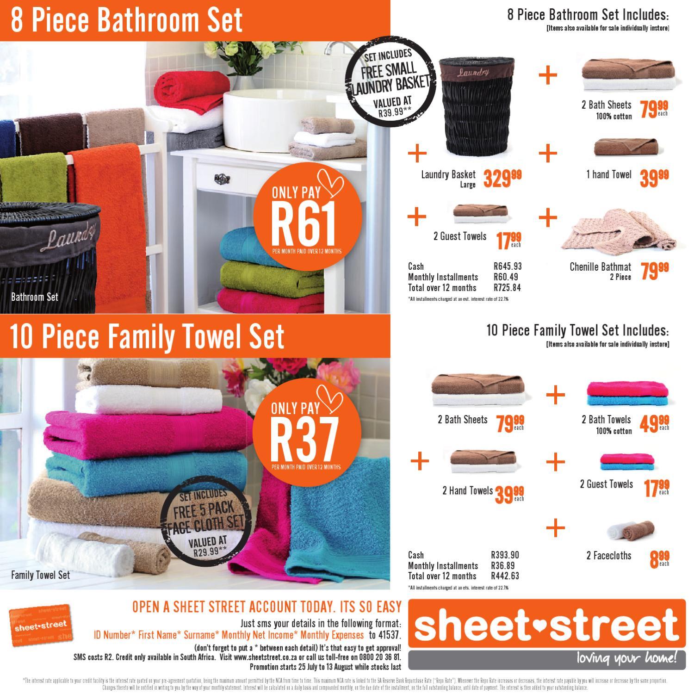 Sheet Street Homeset Catalogue By Mrpg Issuu