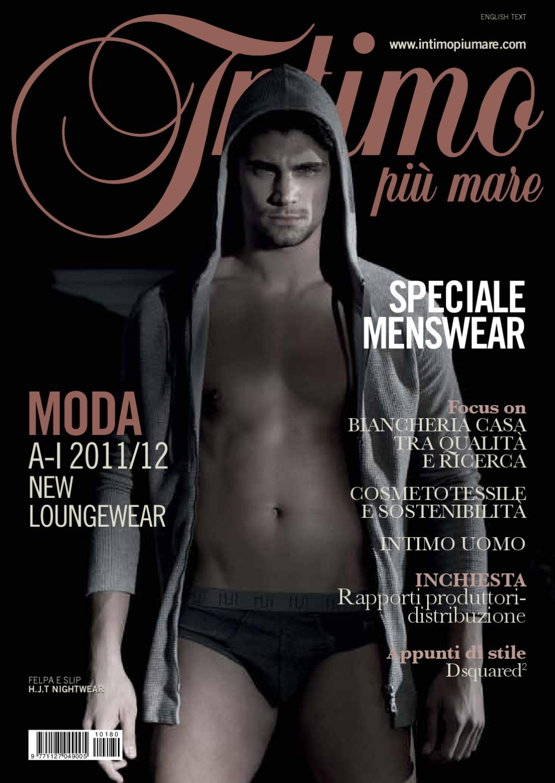 12481b1e07 Intimo Più Mare - 180 by Editoriale Moda - issuu