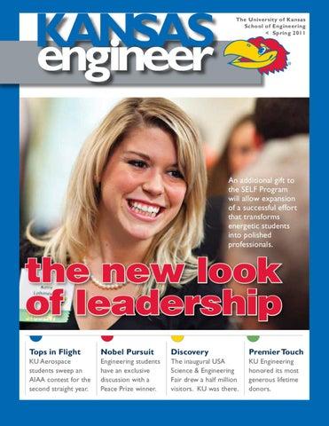 Kansas Engineer by KU School of Engineering issuu
