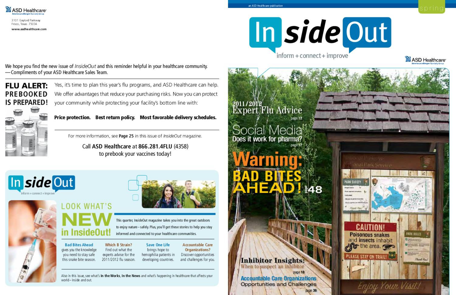 InsideOut Spring Edition by Wes Geiger - issuu