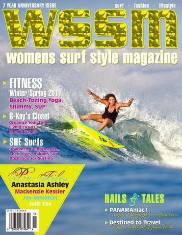 ab1652c58 WSSM WINTER/SPRING 2011 ISSUE by WSSM Womens Surf Style Magazine - issuu