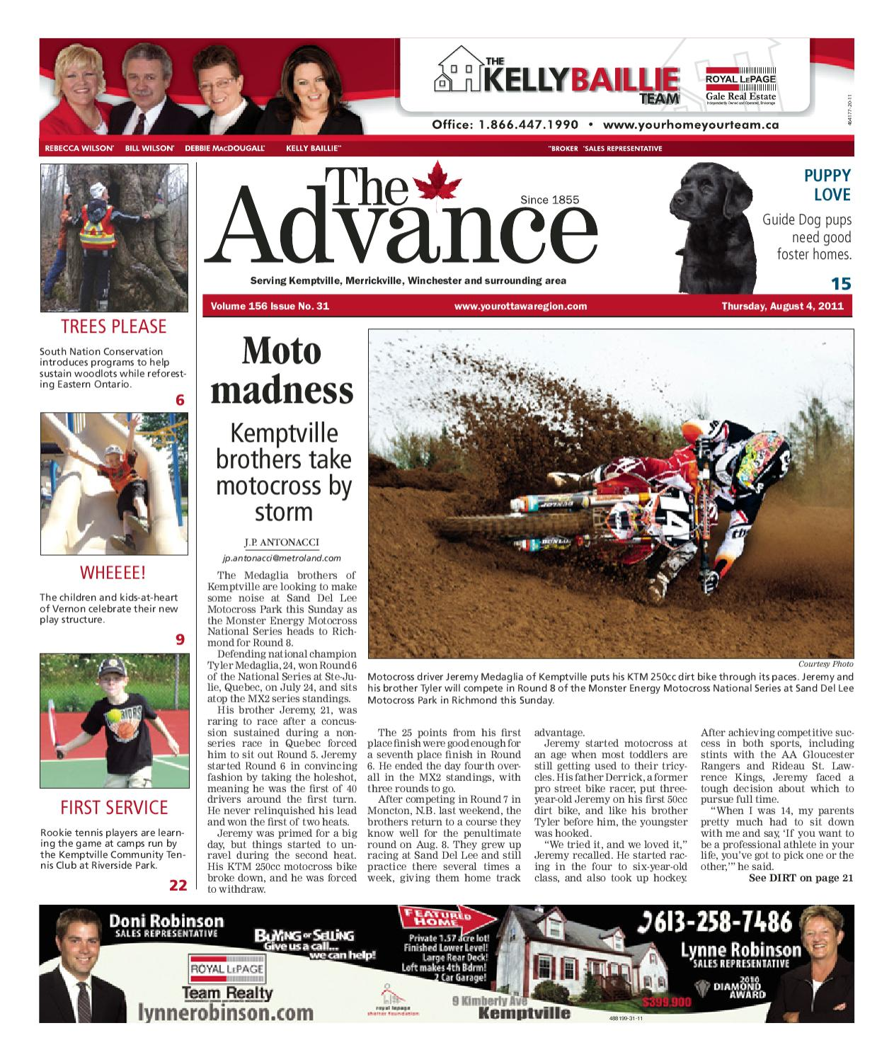 Kemptville advance by metroland east kemptville advance issuu fandeluxe