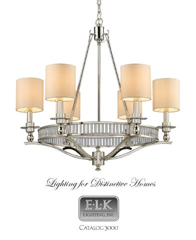 ELK Catalog 3009 by ELK Group International   issuu. Elk Lighting Catalog. Home Design Ideas