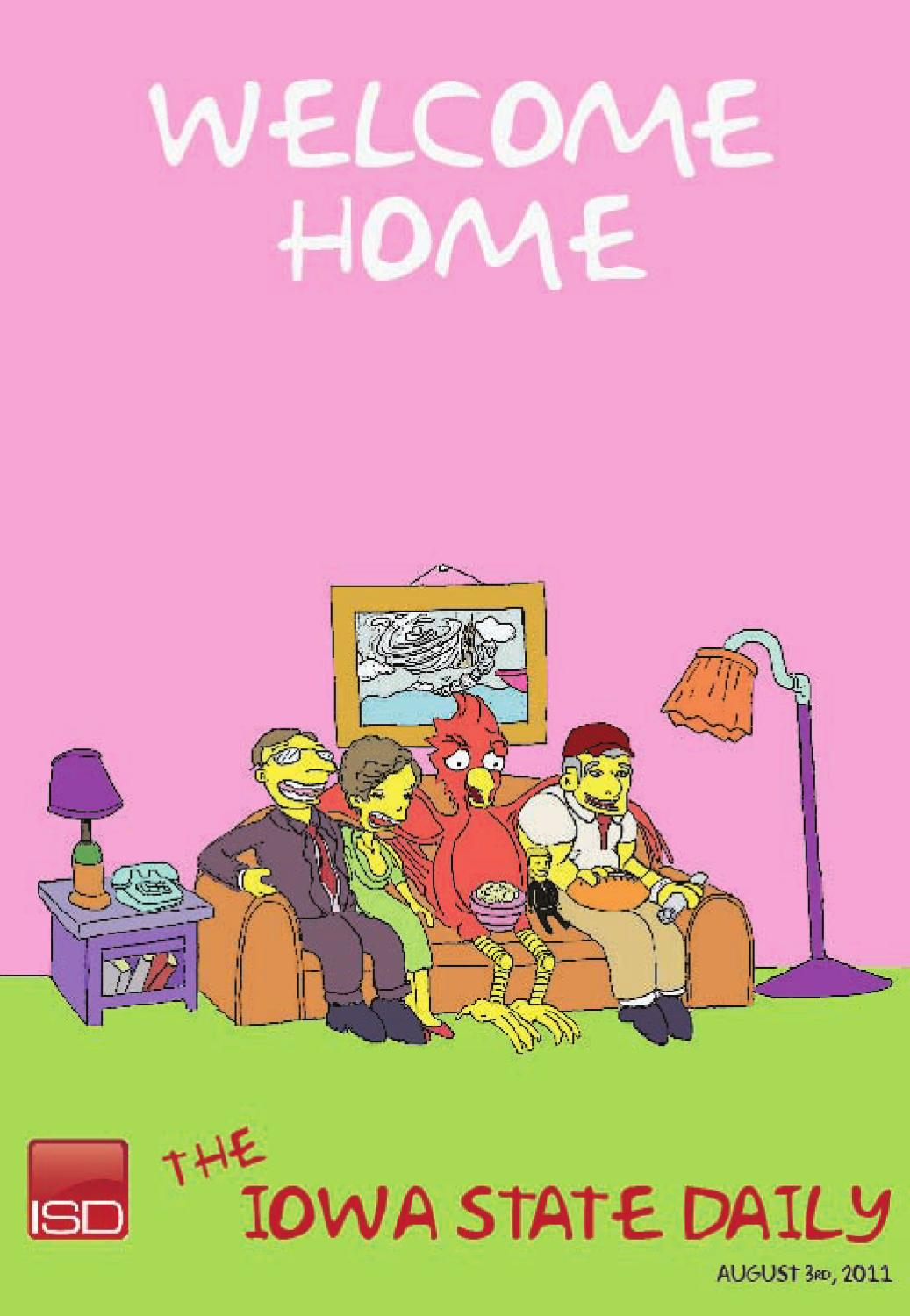 Welcome Home by Iowa State Daily - issuu 09a40d3cb