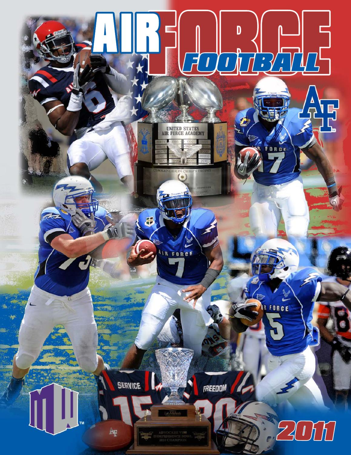 b36ada378 Air Force Football Media Guide 2011 by Dave Toller - issuu