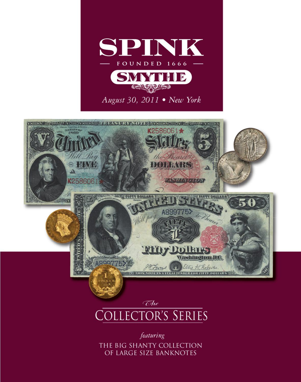 $10 DOLLAR BISON Rep*Banknote /<MINT GEM/>PRECISE DETAIL~GOLD~1901 UNC