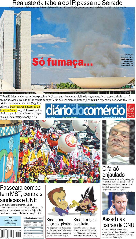 ed6f27da0a Diário do Comércio by Diário do Comércio - issuu