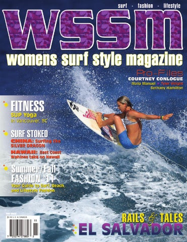9dd33d689 WSSM Womens Surf Style Magazine-- Summer/Fall 2011 Issue by WSSM ...