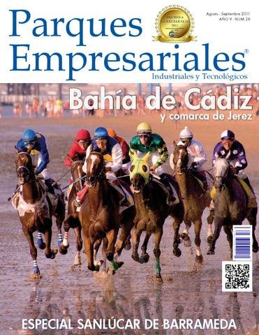 Parques Empresariales núm 28 Bahía Cádiz by Grupo Eudiem/Edifusión ...