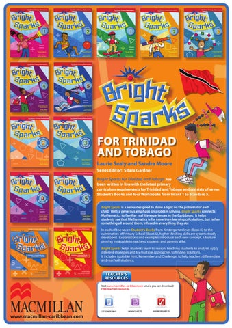 math worksheet : bright sparks primary mathematics for trinidad  tobago flyer  : Standard 1 Mathematics Worksheet Trinidad