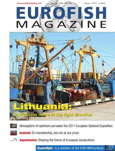 ffb1e6ecdab61 Eurofish Magazine 4 2011 by Eurofish - issuu