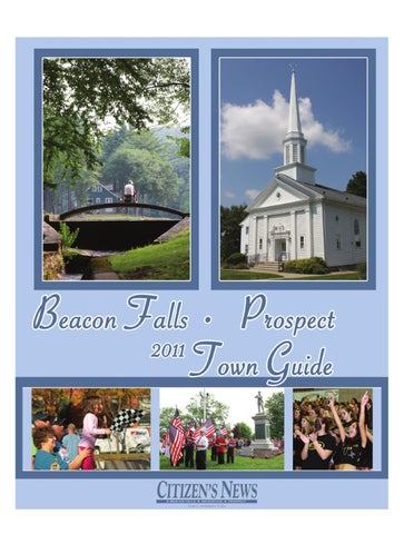 Beacon Falls Prospect Town Guide by Citizen's News - issuu