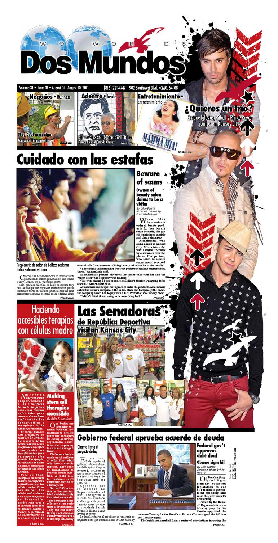 f201cdeae2 Dos Mundos Newspaper V31I31 by Dos Mundos Newspaper - issuu
