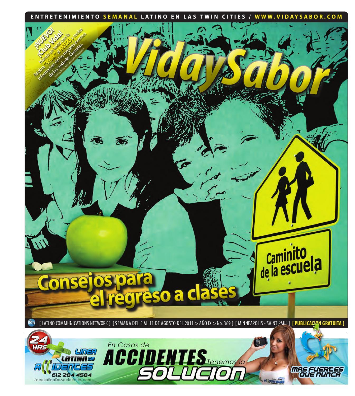 Vida y Sabor - 369 by Latino Communications Network LLC - issuu