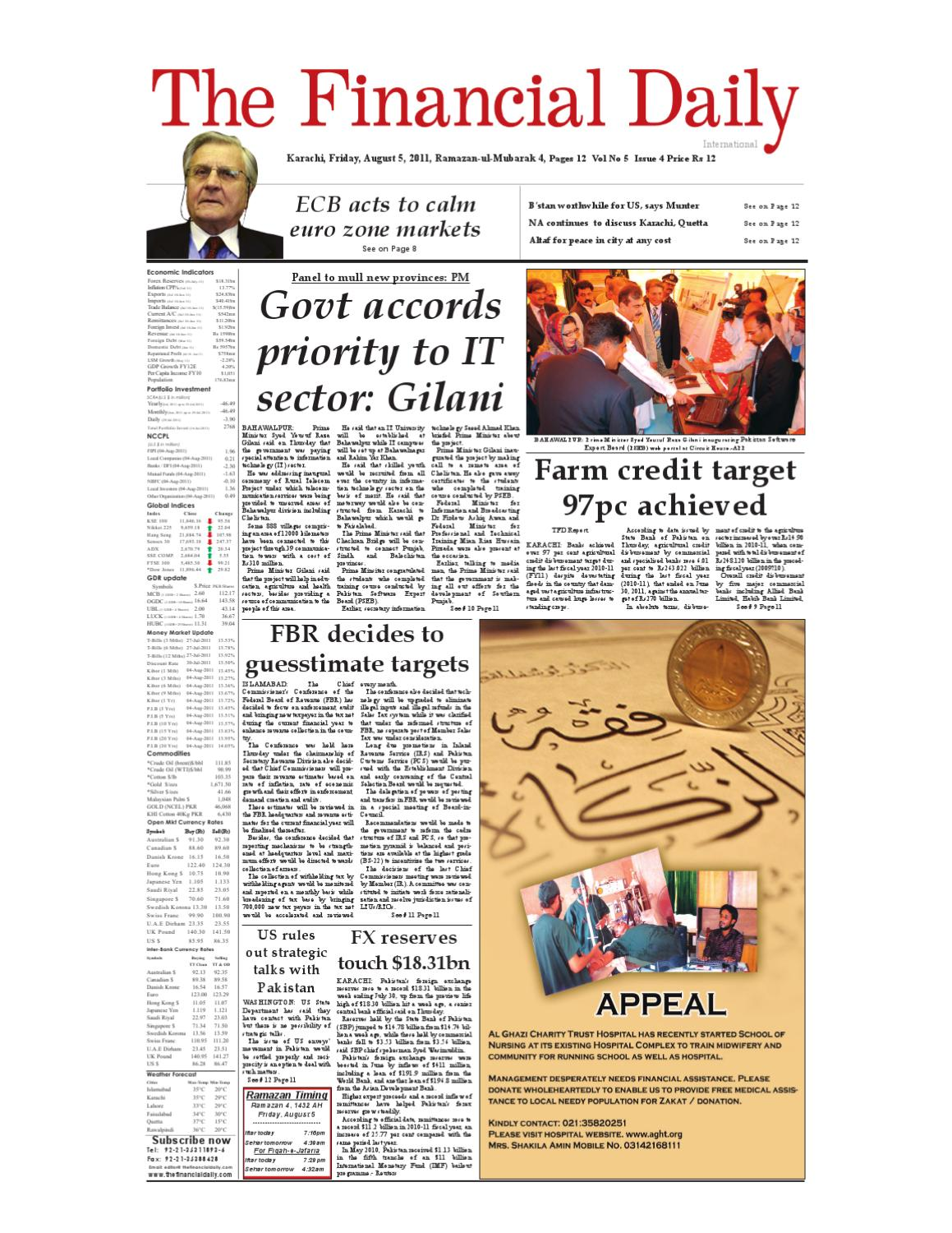 thefinancialdaily-epaper-5-08-2011 by The Financial Daily