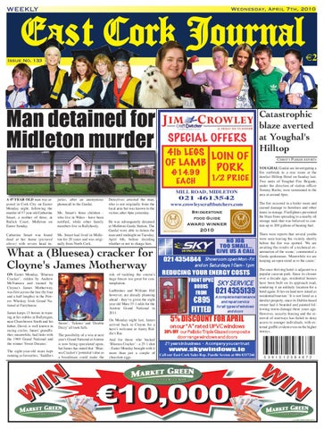 47c27ca89a Issue 133 by East Cork Journal - issuu