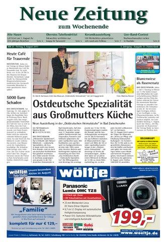 Neue Zeitung Ausgabe Ammerland Kw 31 2011 By Gerhard Verlag Gmbh
